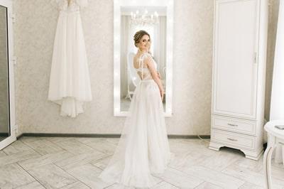 O que significa o vestido de noiva branco